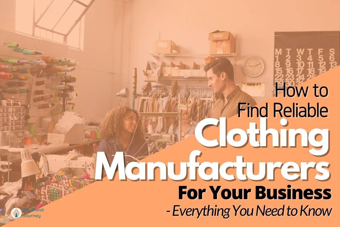 how to find clothing manufacturers feature image