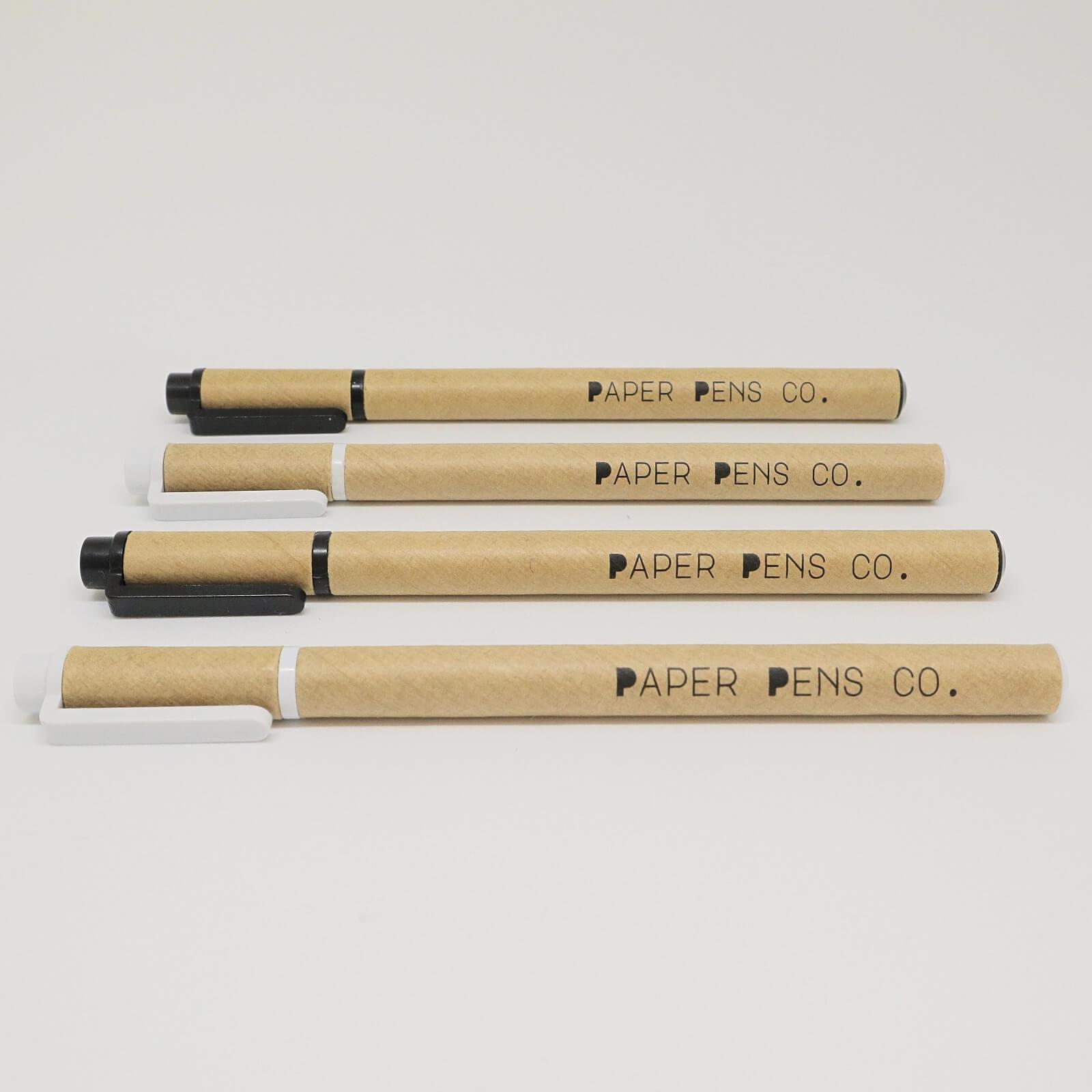 4 paper pens image