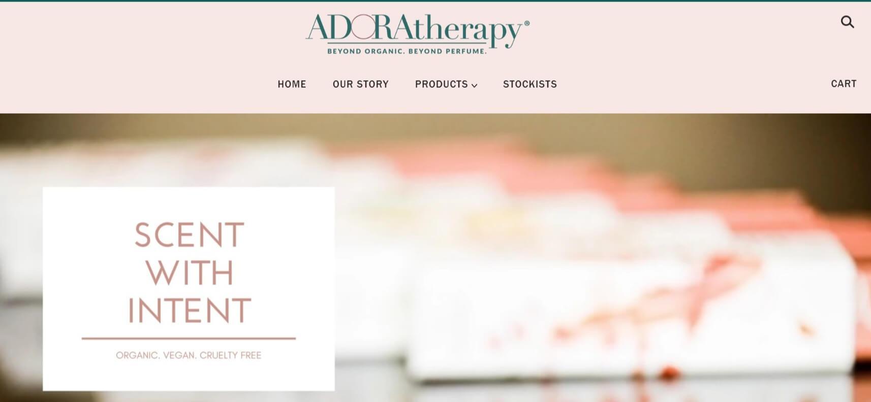 Screenshot of Adoratherapy (1)