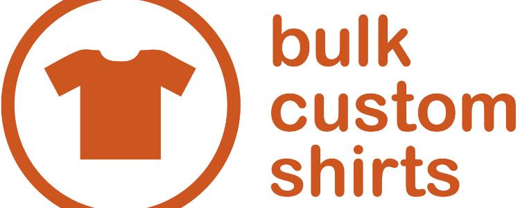 Bulk Custom Shirts brand profile header image