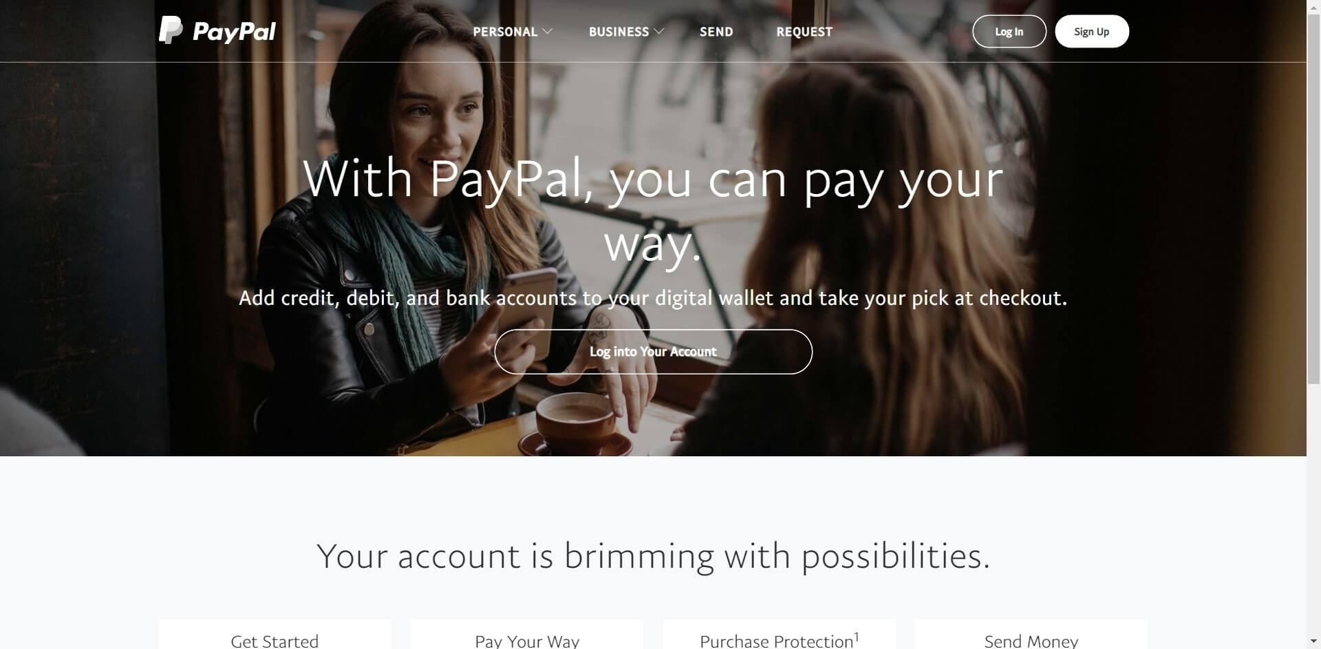 Paypal image