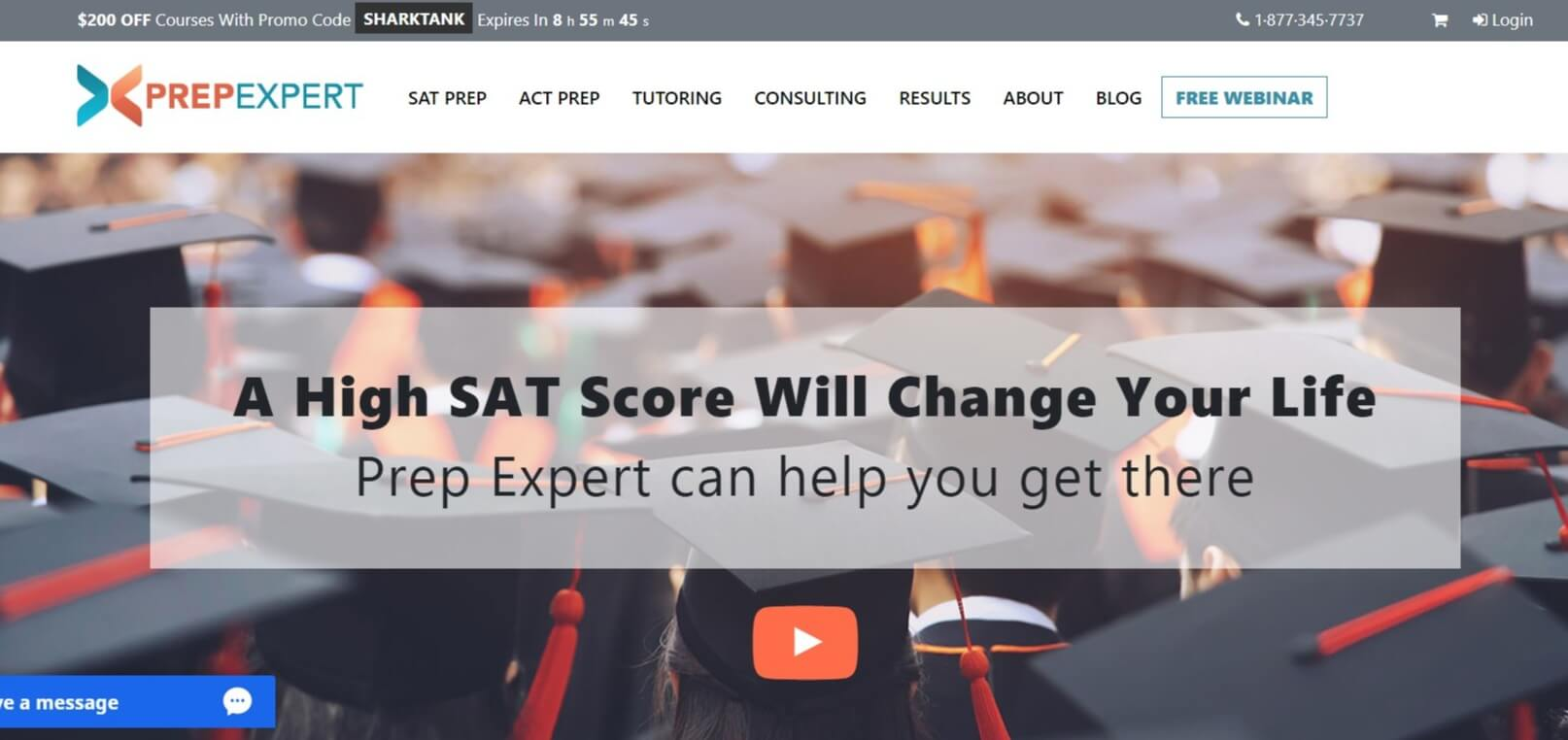 Prep Expert homepage image