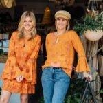 Kate Samson and Anna Hamilton co-founders of Cedar and Stone