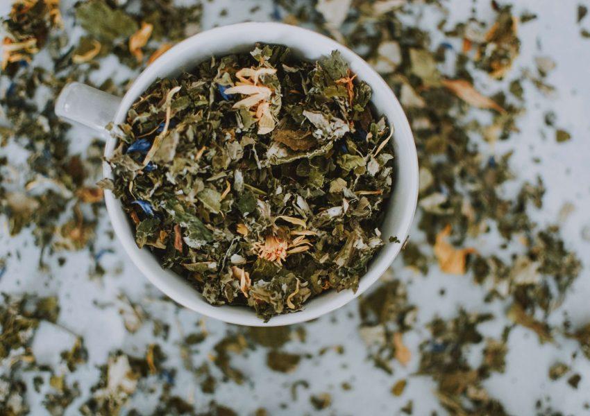 herbal tea image