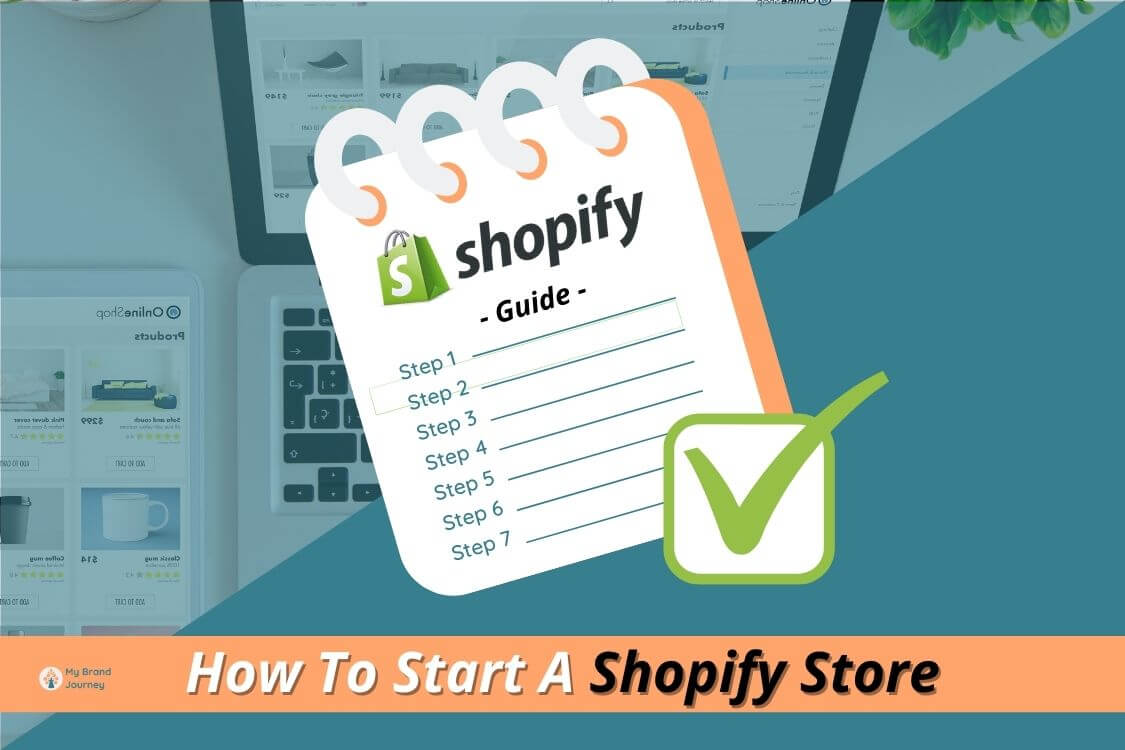 How to start a Shopify store image