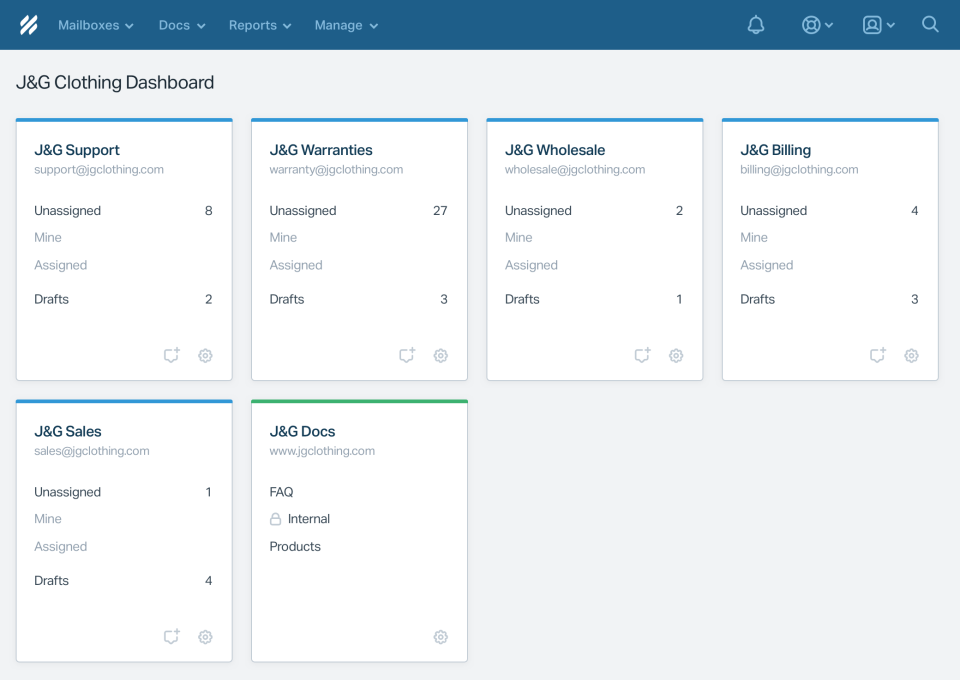 helpscout product screenshot image