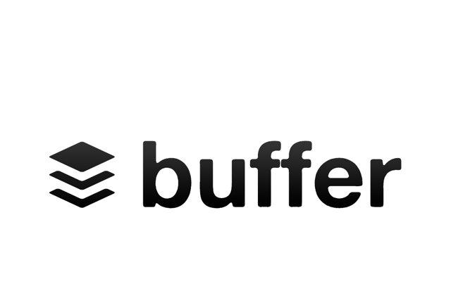 Buffer logo image