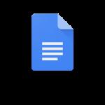 Google Docs logo image