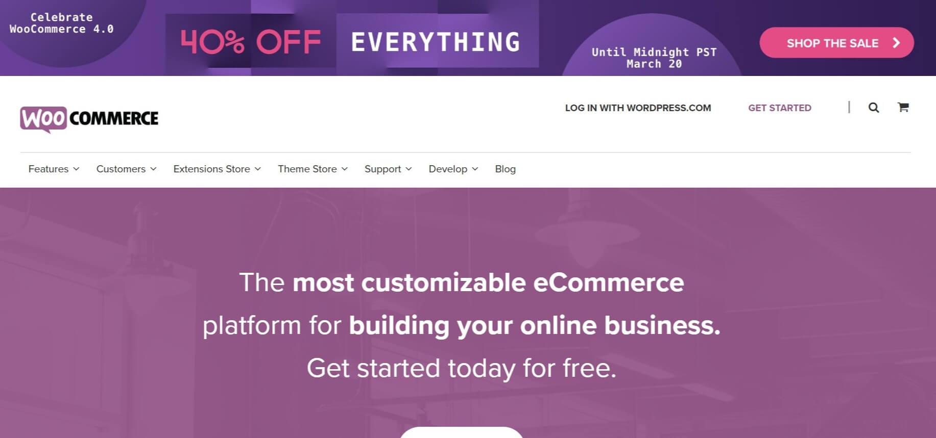 Woocommerce screenshot image