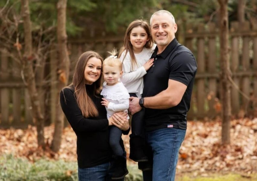 Cheryl Ridgon family photo
