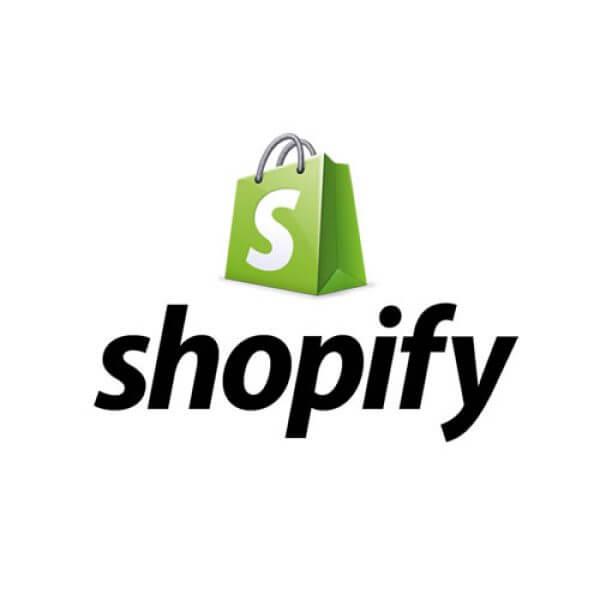Shopify logo image