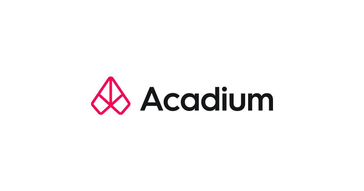 Acadium logo image