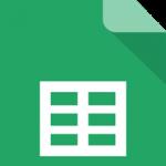Google Sheets logo image