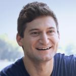 Evan Delahanty founder of Peaceful Fruits