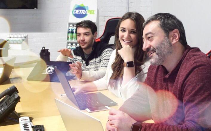 DetraPel team photo