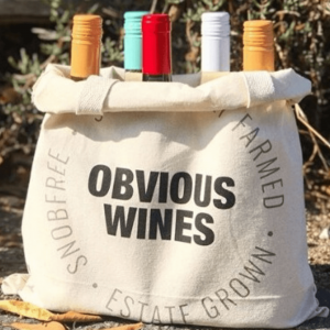 Obvious Wines homepage preview image