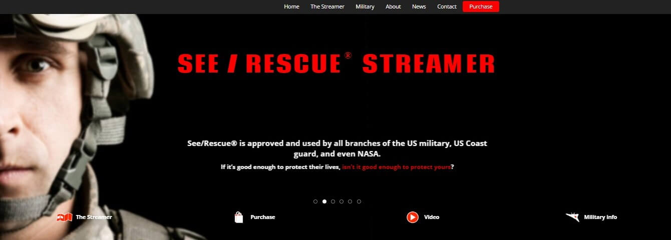 See Rescue Streamer image 2