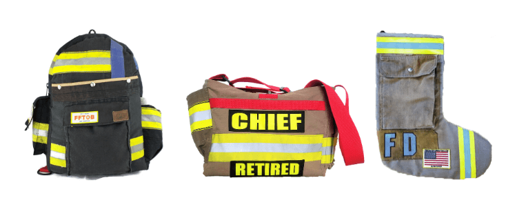 firefighter turnout bags image