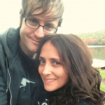 Borewalk founders Matt and Meredith