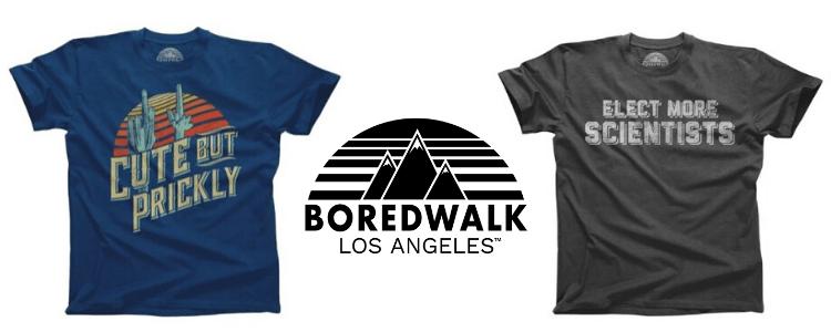Boredwalk feature image