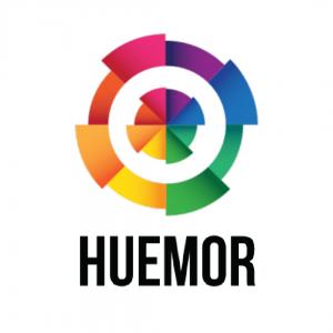 Huemor Rocks Agency logo image