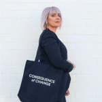Beverley Johnson founder of Consequences of Change