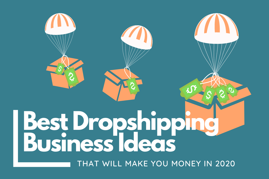 Best dropshipping business ideas image
