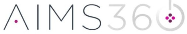 AIMS 360 logo