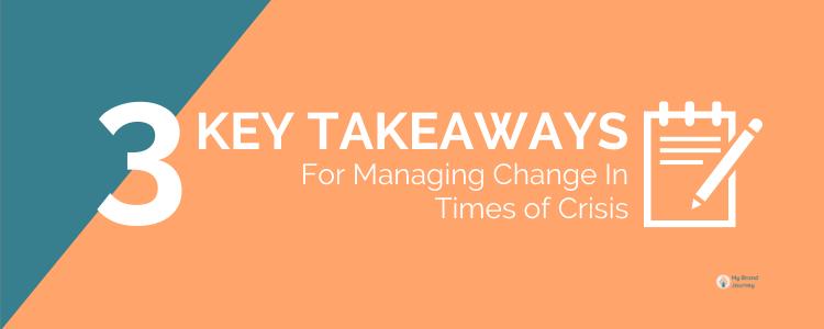 key takeaways for managing covid