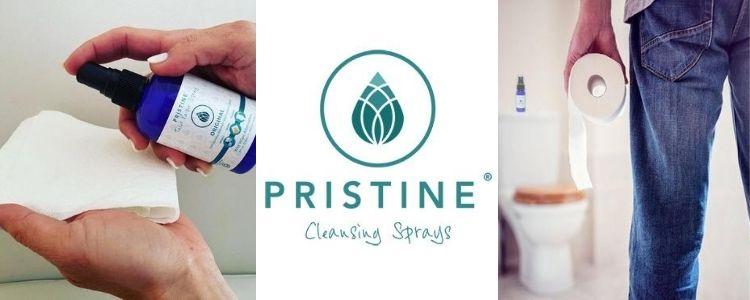 Pristine Cleansing Sprays