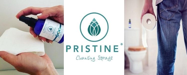 Pristine Cleansing Sprays