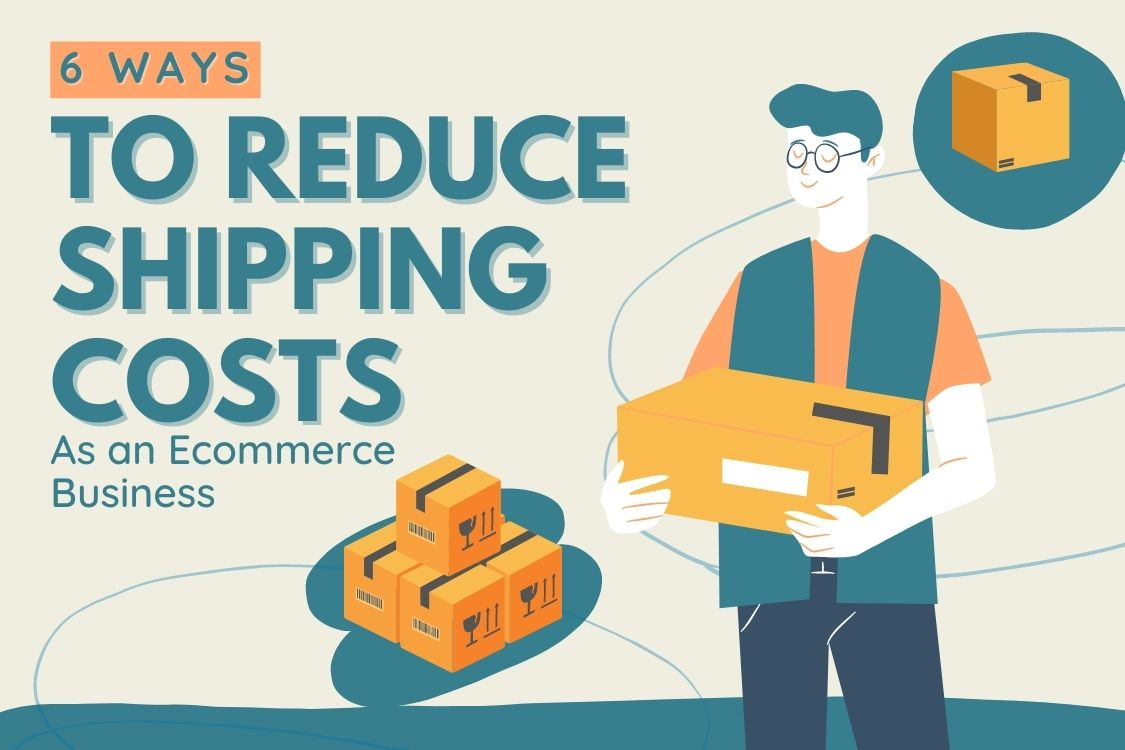 reduce shipping costs for ecommerce business