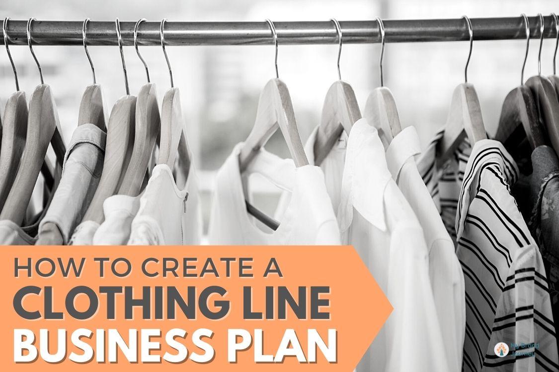 clothingline business plan image