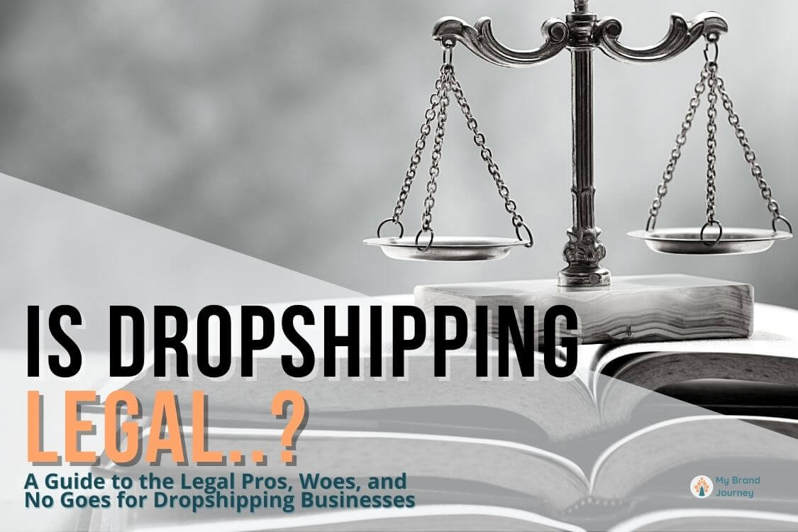 Is dropshipping legal image