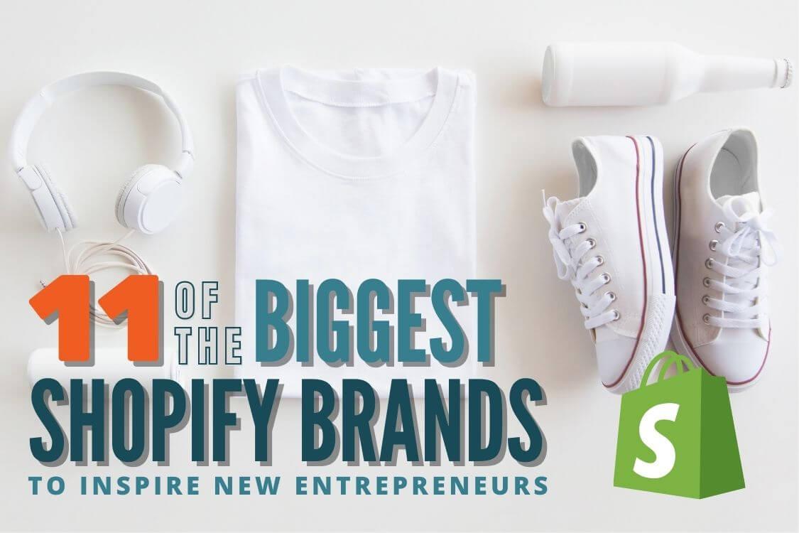 biggest shopify brands image