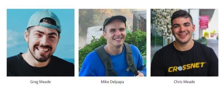 crossnet founders profile image