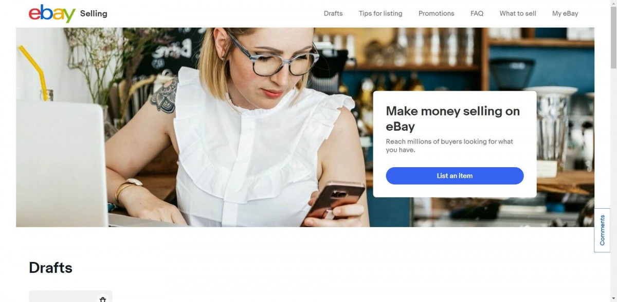 Ebay vs Etsy ease of use