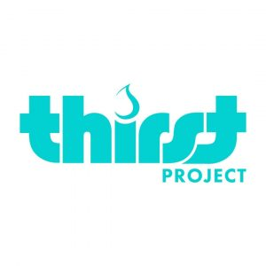 thirst project homepage image