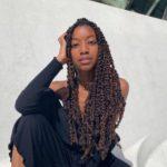 MYA BROWN jet noire founder image