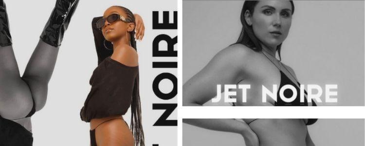 JET NOIRE profile header image