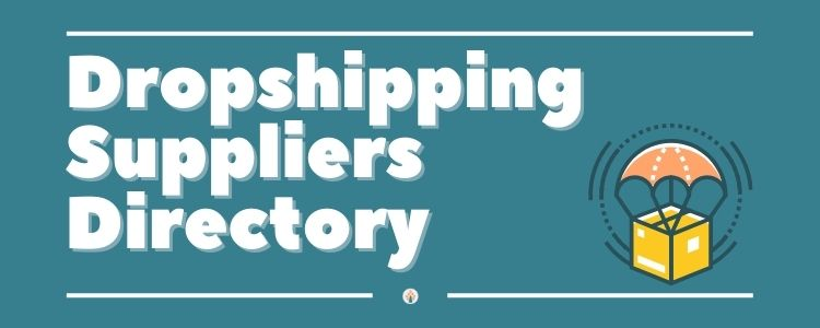 dropshipping suppliers directory image