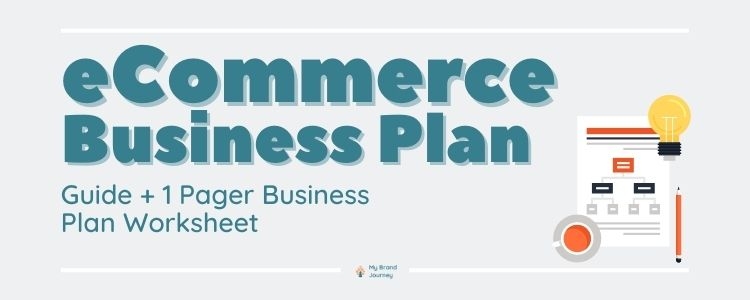 ecommerce business plan image