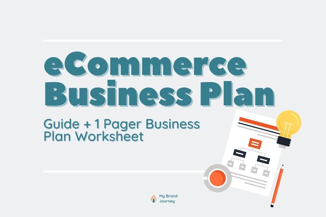 ecommerce business plan image 2
